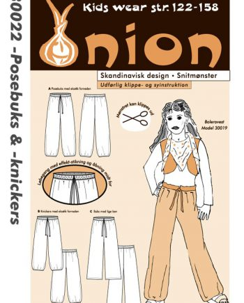 Onion 30022 - Posebukse & -knickers