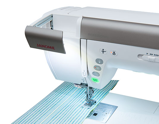 Janome Memory Craft Horizon 9450QCP 8