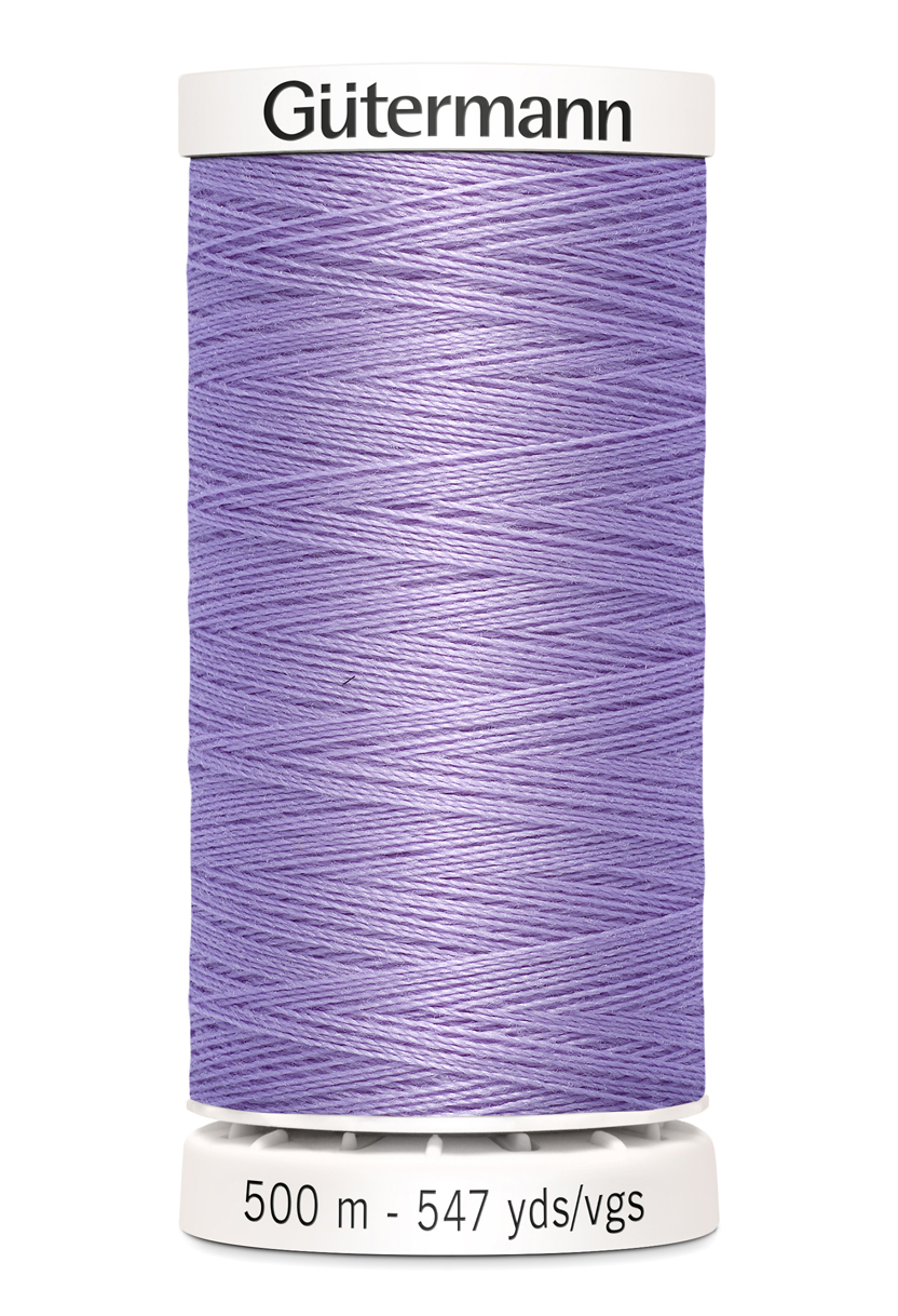 Gutermann No. 100 -Alle stoffers tråd- 500 M farge 158