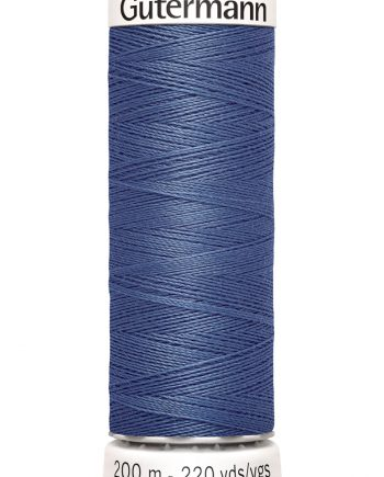 Gutermann No. 100 -Alle stoffers tråd- 200 M farge 112