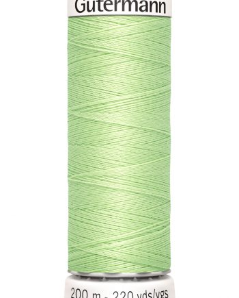 Gutermann No. 100 -Alle stoffers tråd- 200 M farge 152