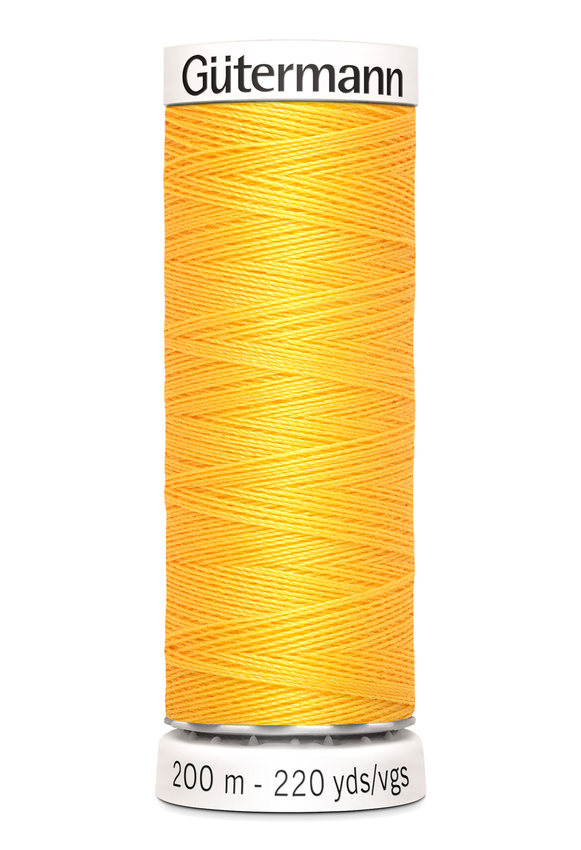 Gutermann No. 100 -Alle stoffers tråd- 200 M farge 417