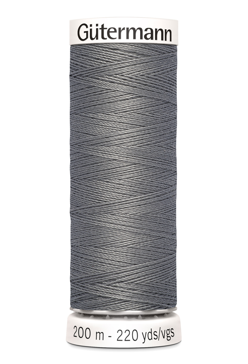 Gutermann No. 100 -Alle stoffers tråd- 200 M farge 496