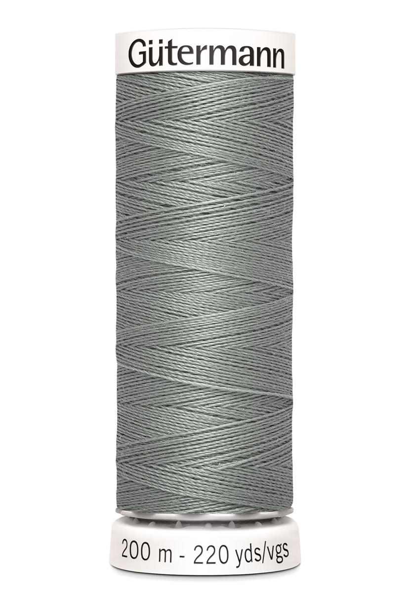 Gutermann No. 100 -Alle stoffers tråd- 200 M farge 634