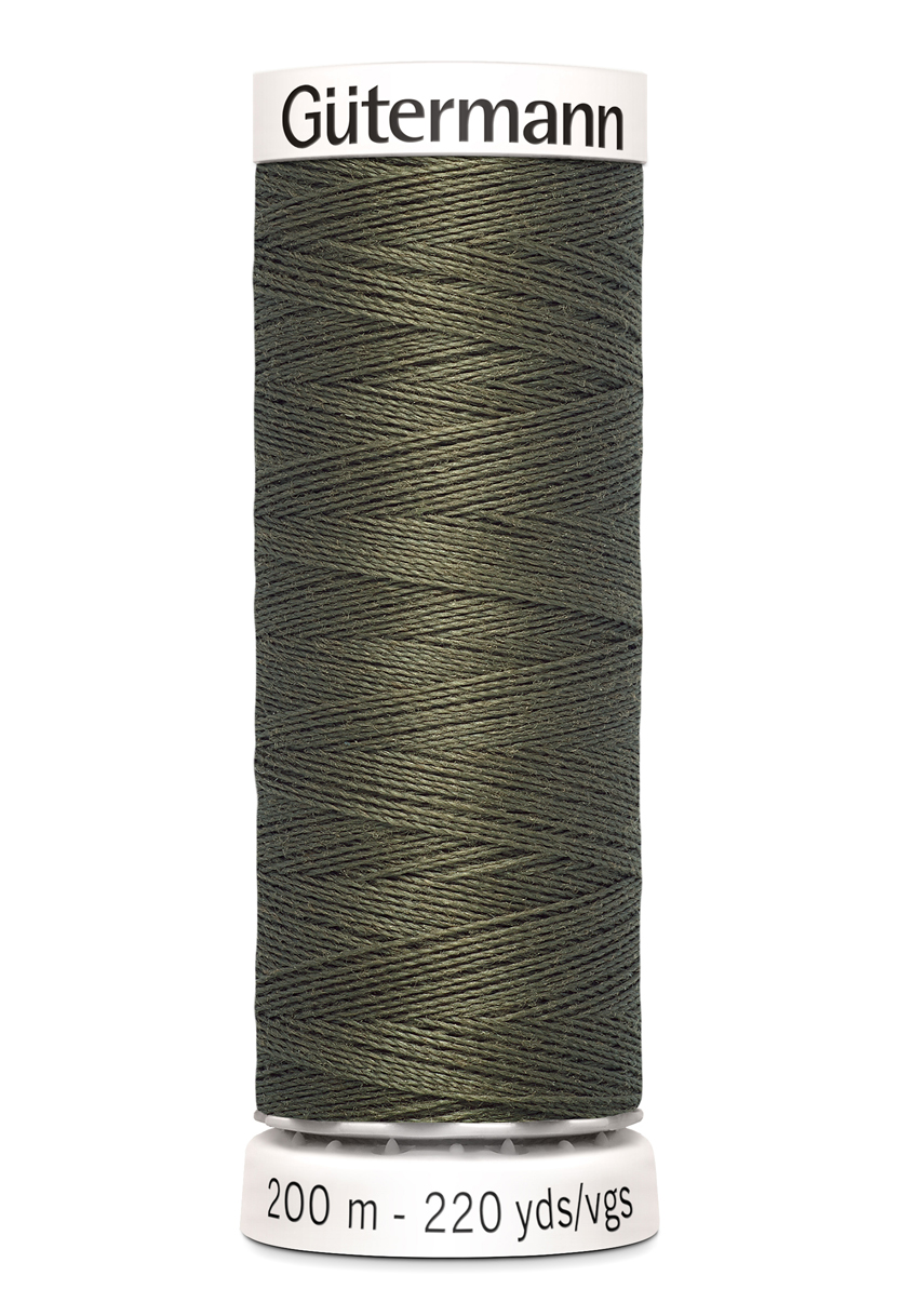 Gutermann No. 100 -Alle stoffers tråd- 200 M farge 676