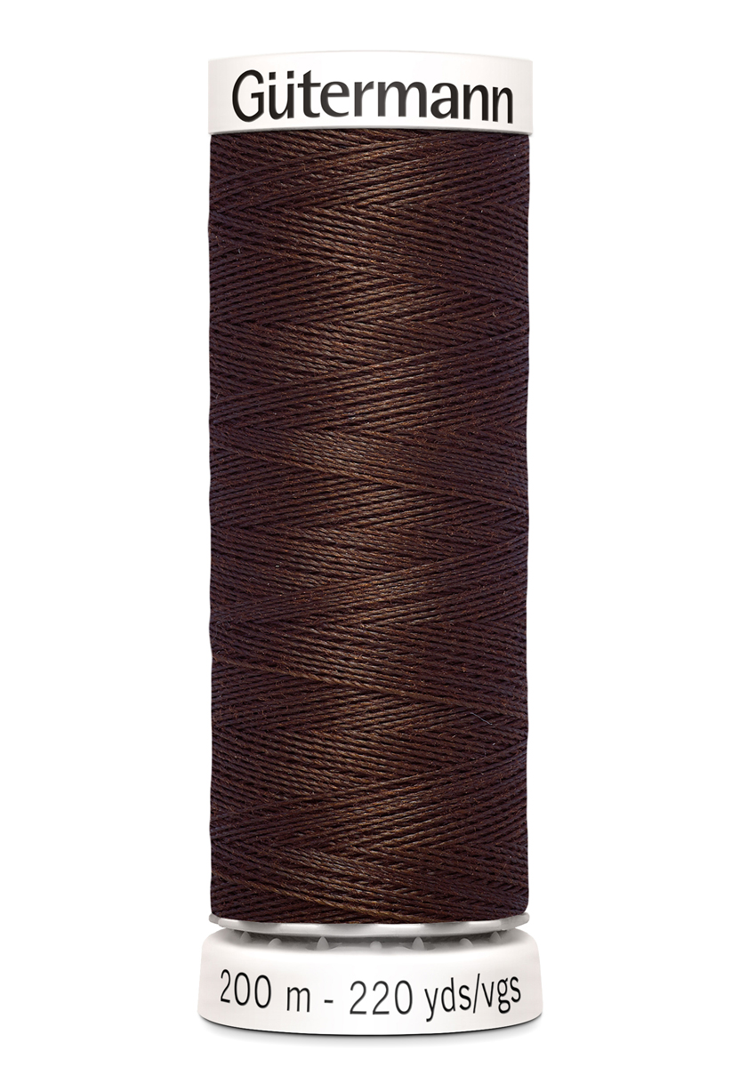 Gutermann No. 100 -Alle stoffers tråd- 200 M farge 694
