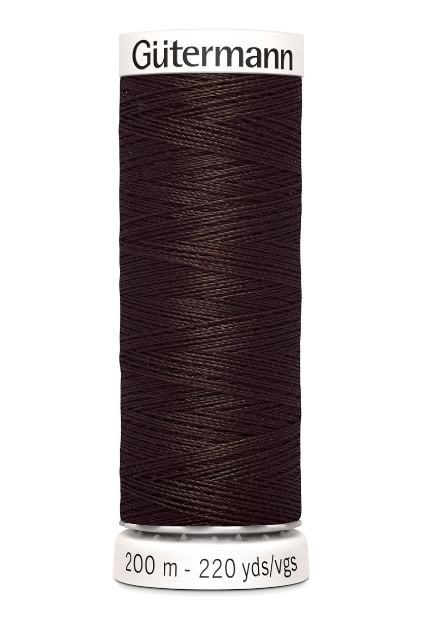 Gutermann No. 100 -Alle stoffers tråd- 200 M farge 696