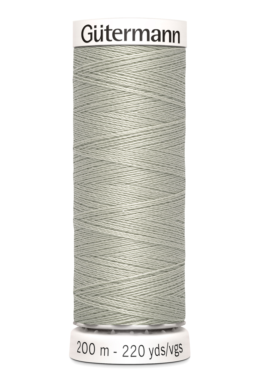 Gutermann No. 100 -Alle stoffers tråd- 200 M farge 854