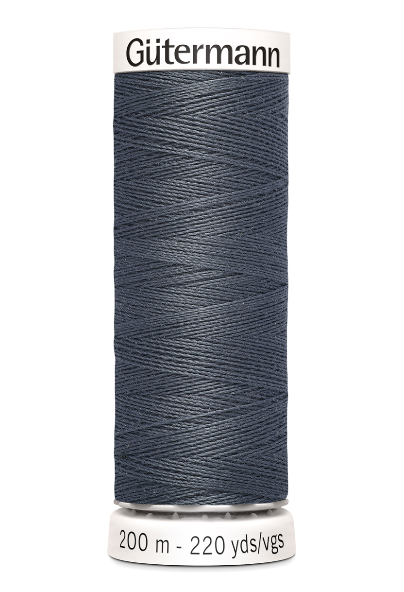 Gutermann No. 100 -Alle stoffers tråd- 200 M farge 93