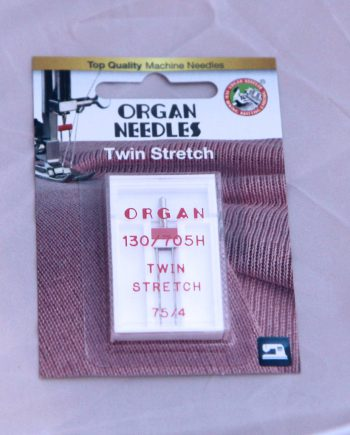 Organ tvilling stretch 4 mm 75