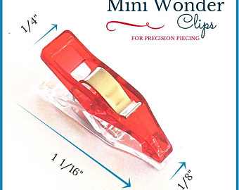 Wonderclips mini 50 klyper