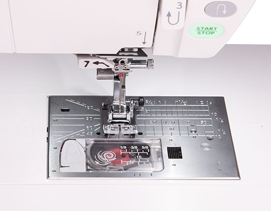 Janome Memory Craft Horizon 9450QCP 4